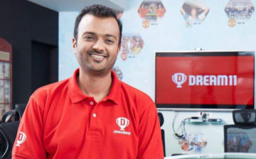Here's how Dream11's Harsh Jain went from playing fantasy leagues to creating India's first fantasy sports platform